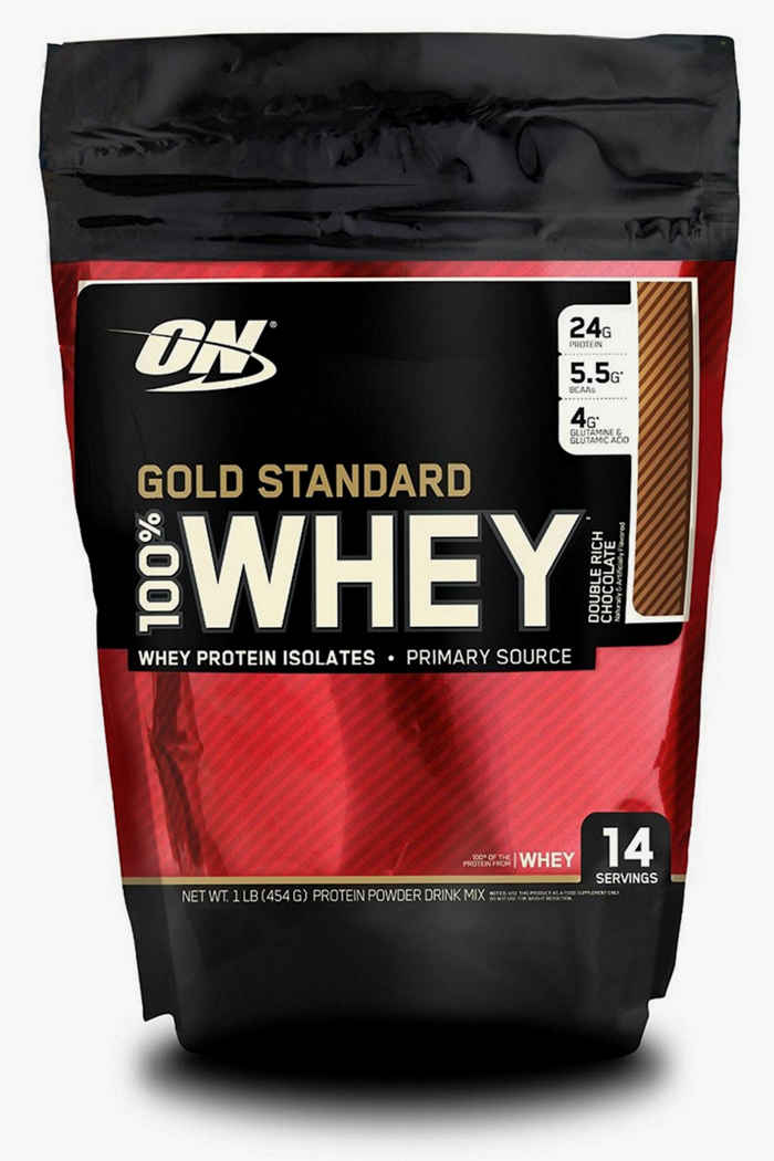 Optimum Nutrition Whey Gold Standard 450 g polvere proteica 1