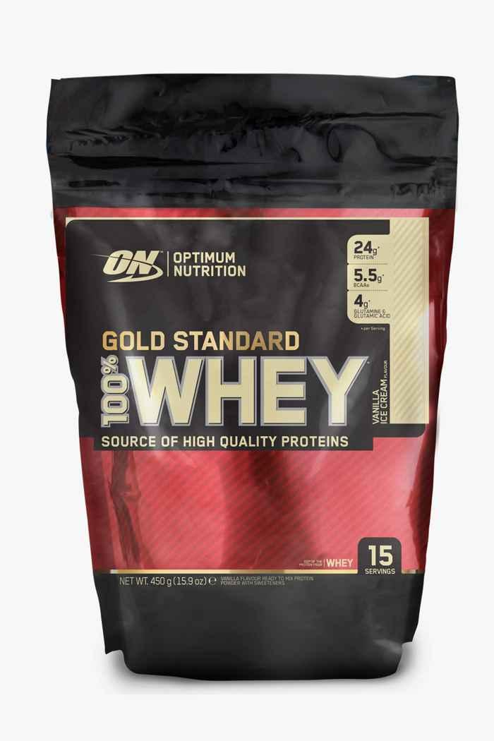 Optimum Nutrition Whey Gold Standard 450 g Proteinpulver 1