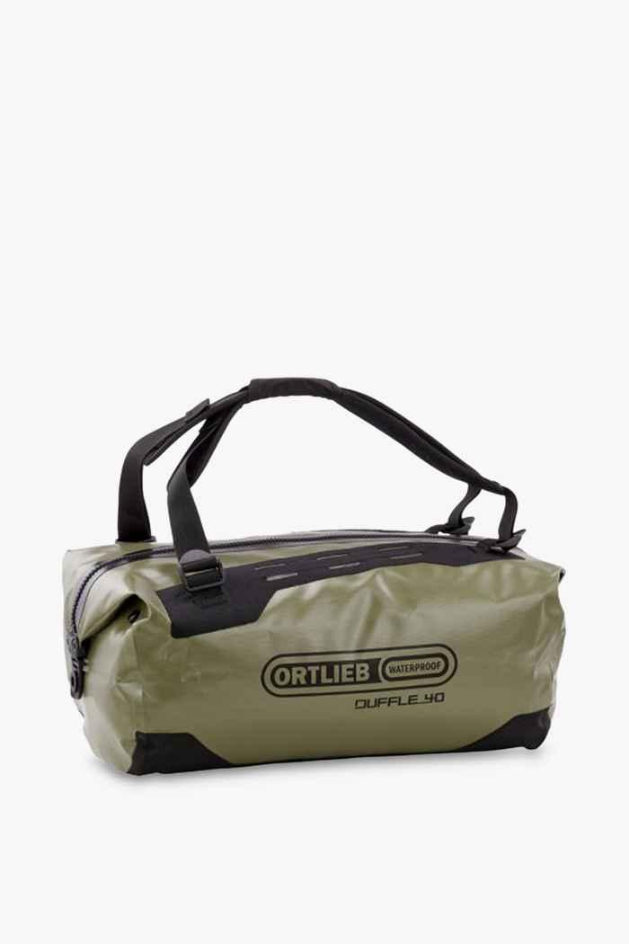 Ortlieb 40 L duffle Colore Verde oliva 1