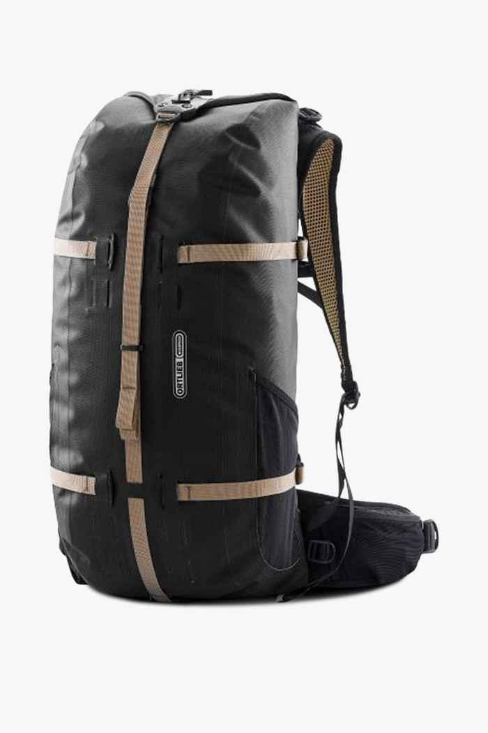 Ortlieb Atrack 25 L sac à dos de randonnée Couleur Noir 1
