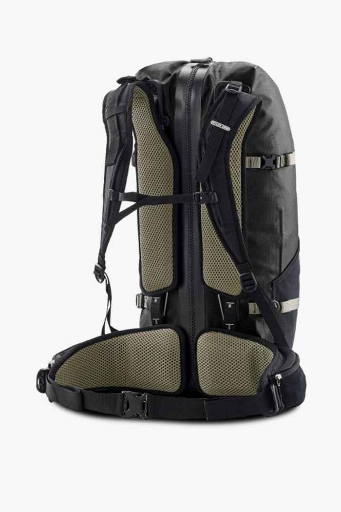 Ortlieb Atrack 25 L sac à dos de randonnée Couleur Noir 2