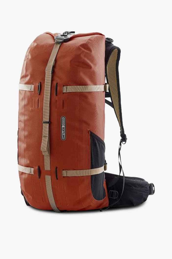 Ortlieb Atrack 25 L sac à dos de randonnée Couleur Rouge 1