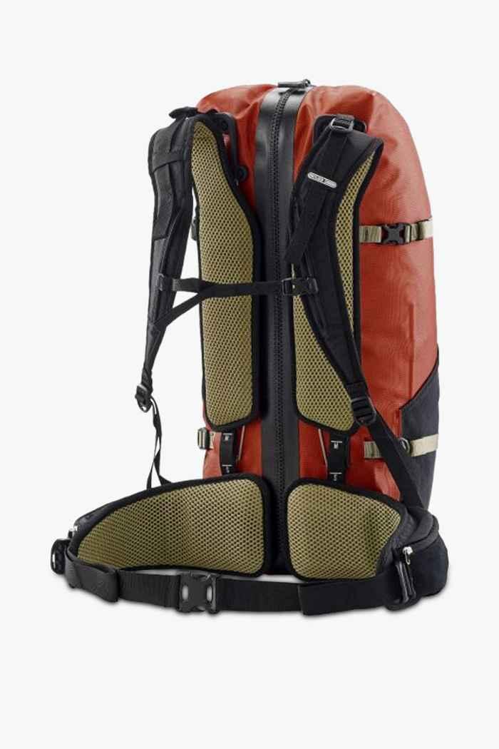 Ortlieb Atrack 25 L sac à dos de randonnée Couleur Rouge 2