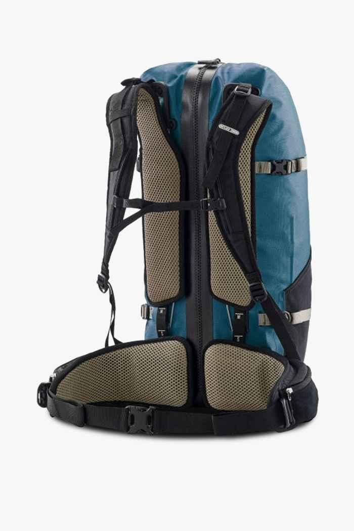 Ortlieb Atrack 25 L zaino da trekking Colore Blu petrolio 2