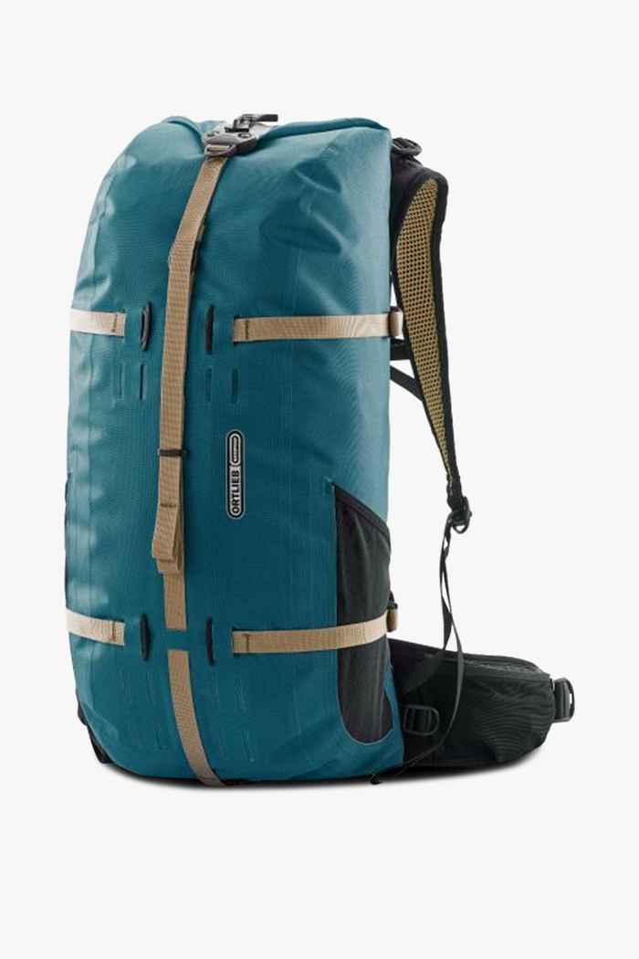 Ortlieb Atrack 35 L sac à dos de randonnée Couleur Bleu pétrole 1