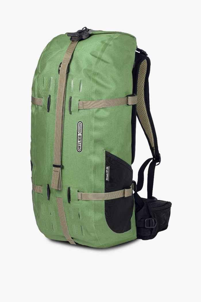Ortlieb Atrack ST 25 L sac à dos de randonnée femmes Couleur Vert 1