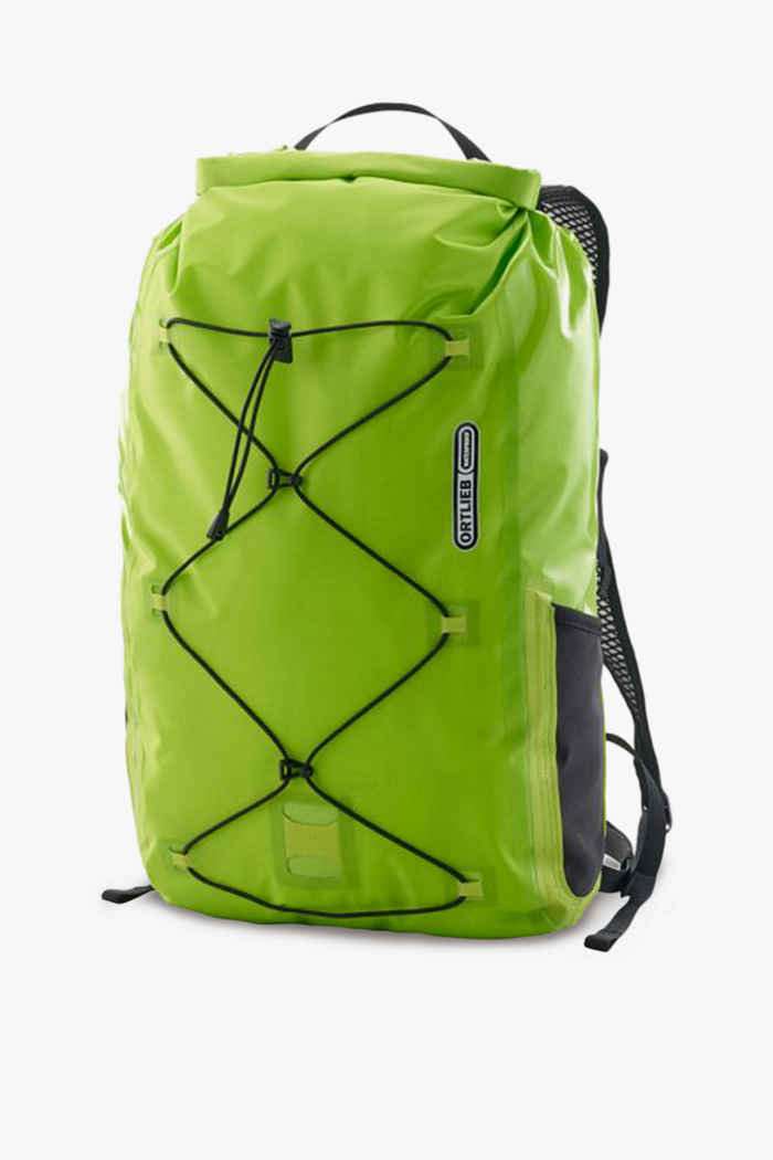 Ortlieb Light-Pack Two 25 L sac à dos Couleur Jaune 1