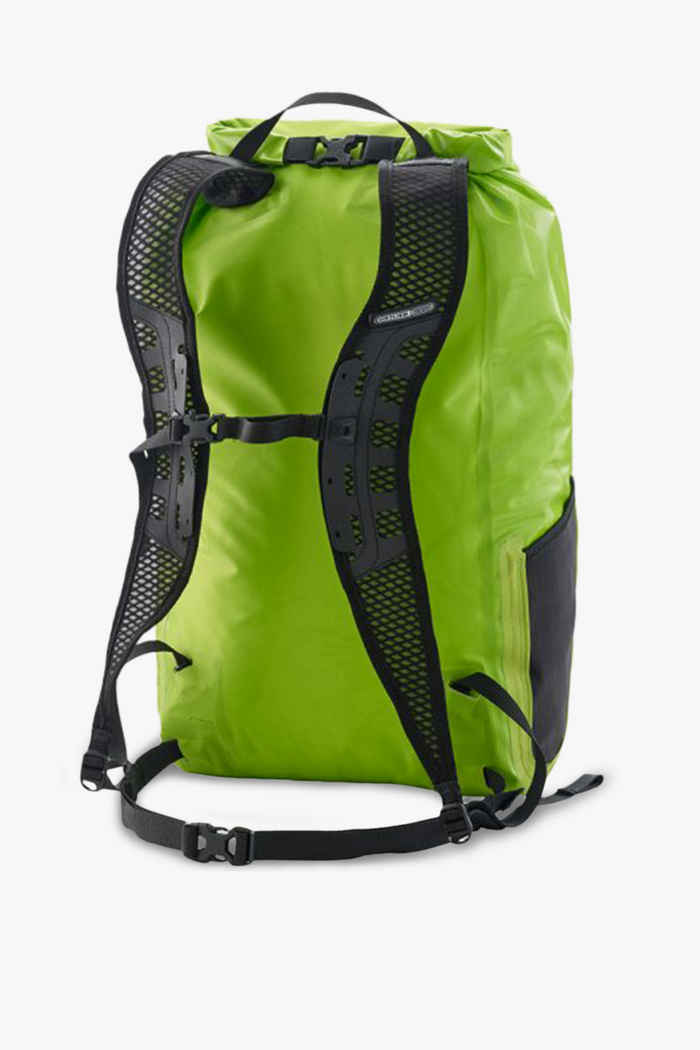 Ortlieb Light-Pack Two 25 L sac à dos Couleur Jaune 2