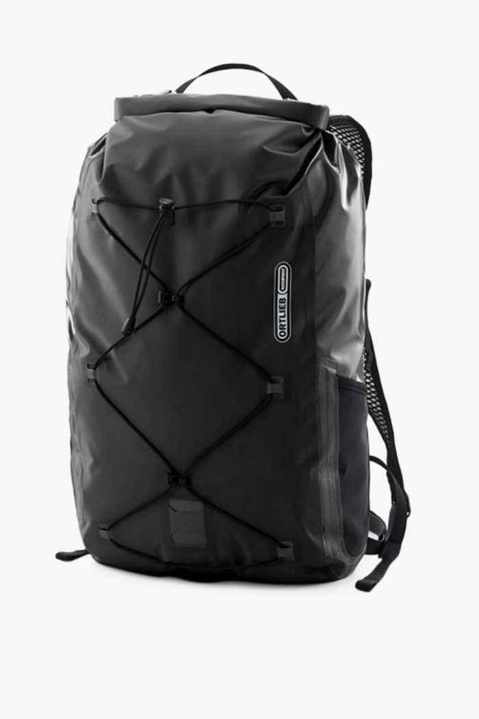 Ortlieb Light-Pack Two 25 L sac à dos Couleur Noir 1