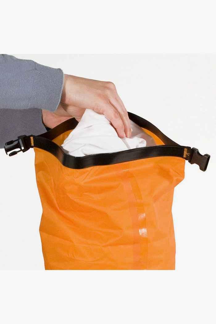 Ortlieb PS10 1.5 L sac de natation Couleur Vert 2