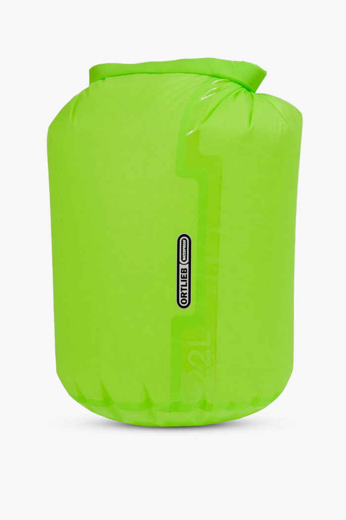 Ortlieb PS10 22 L borsa da nuoto Colore Verde 1