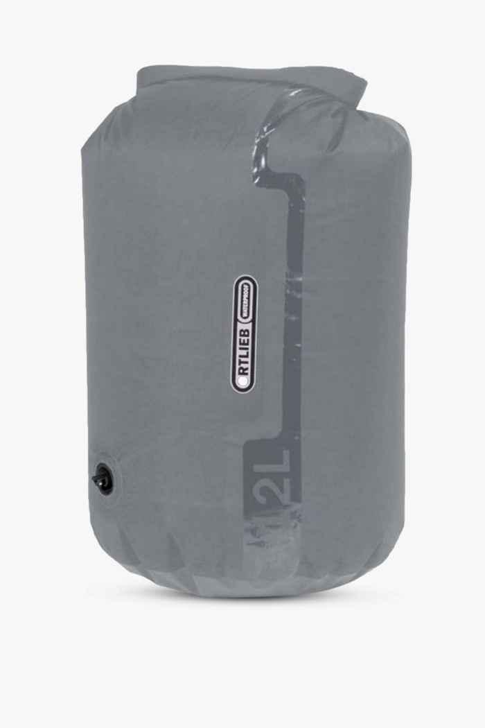 Ortlieb PS10 Valve 12 L borsa da nuoto Colore Grigio 1