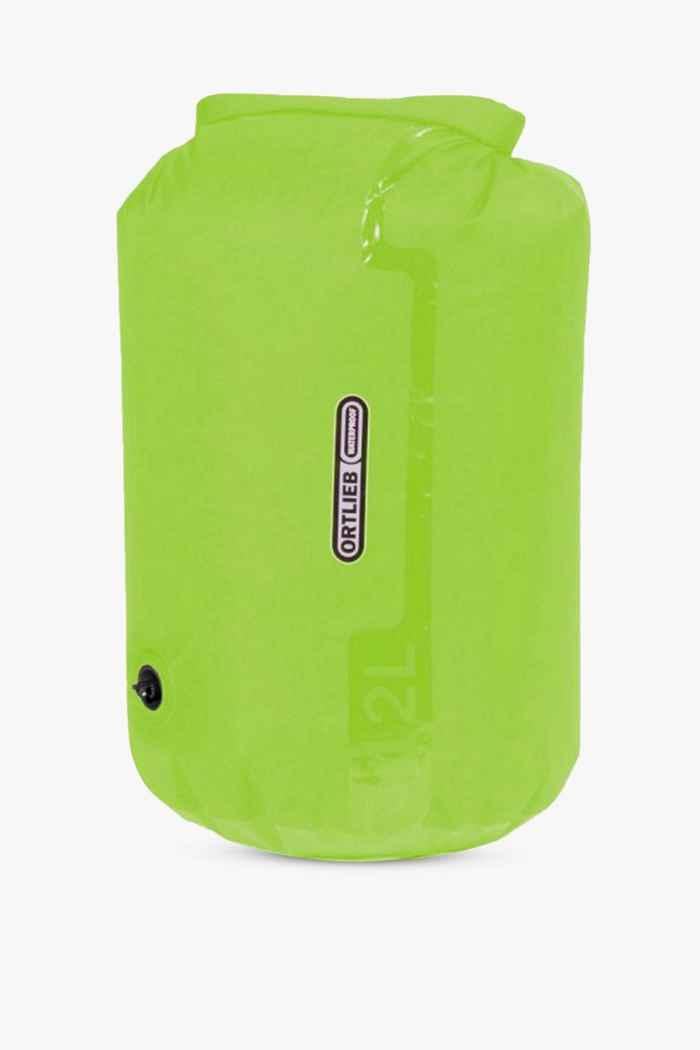 Ortlieb PS10 Valve 12 L sac de natation Couleur Vert 1
