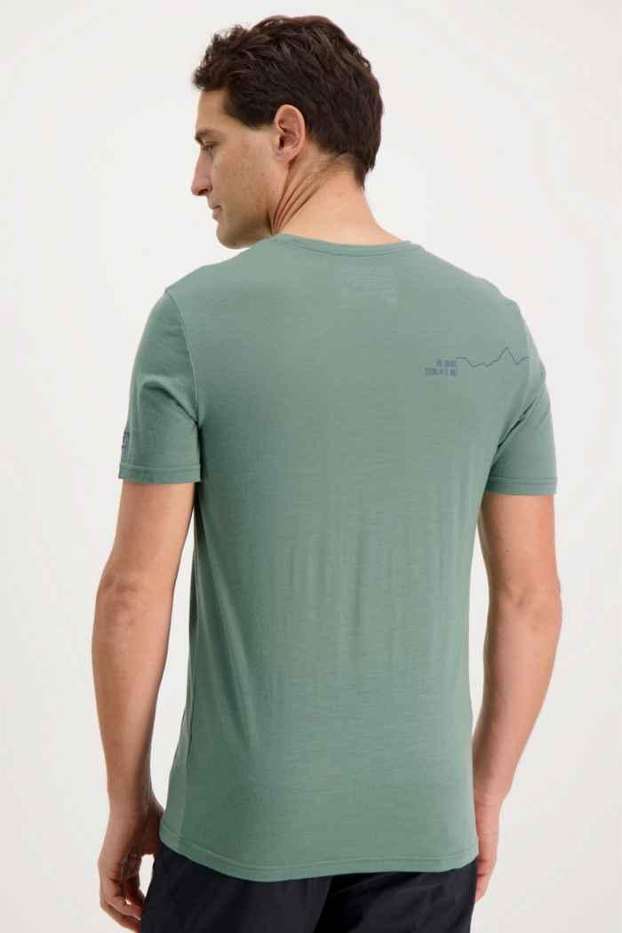 Ortovox 120 Tec Mountain t-shirt hommes Couleur Vert 2