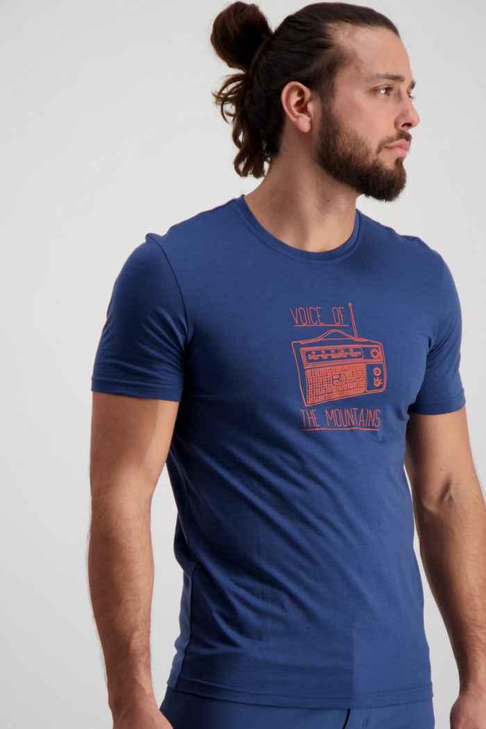 Ortovox 150 Cool Radio t-shirt uomo Colore Blu 1