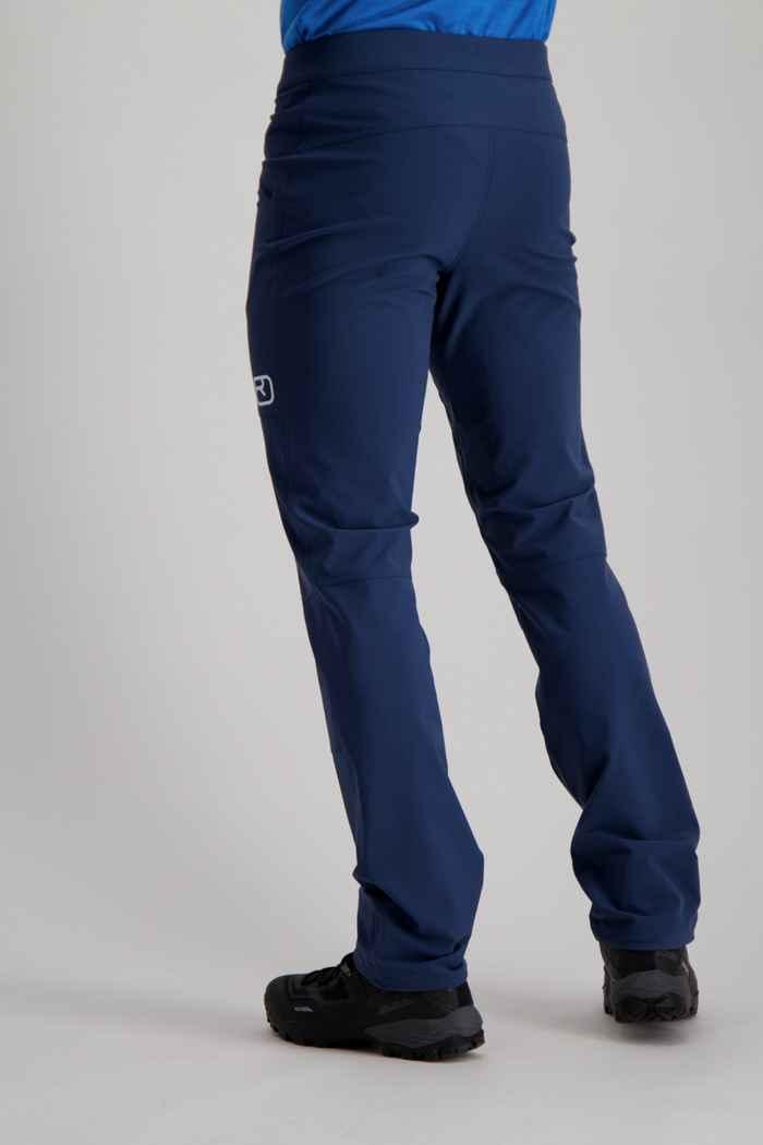 Ortovox Brenta pantalon de randonnée hommes Couleur Bleu 2