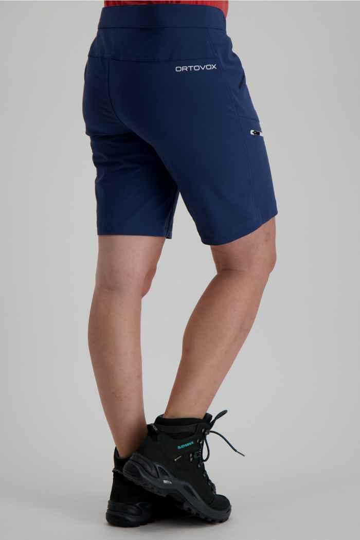 Ortovox Brenta short de randonnée femmes Couleur Bleu 2