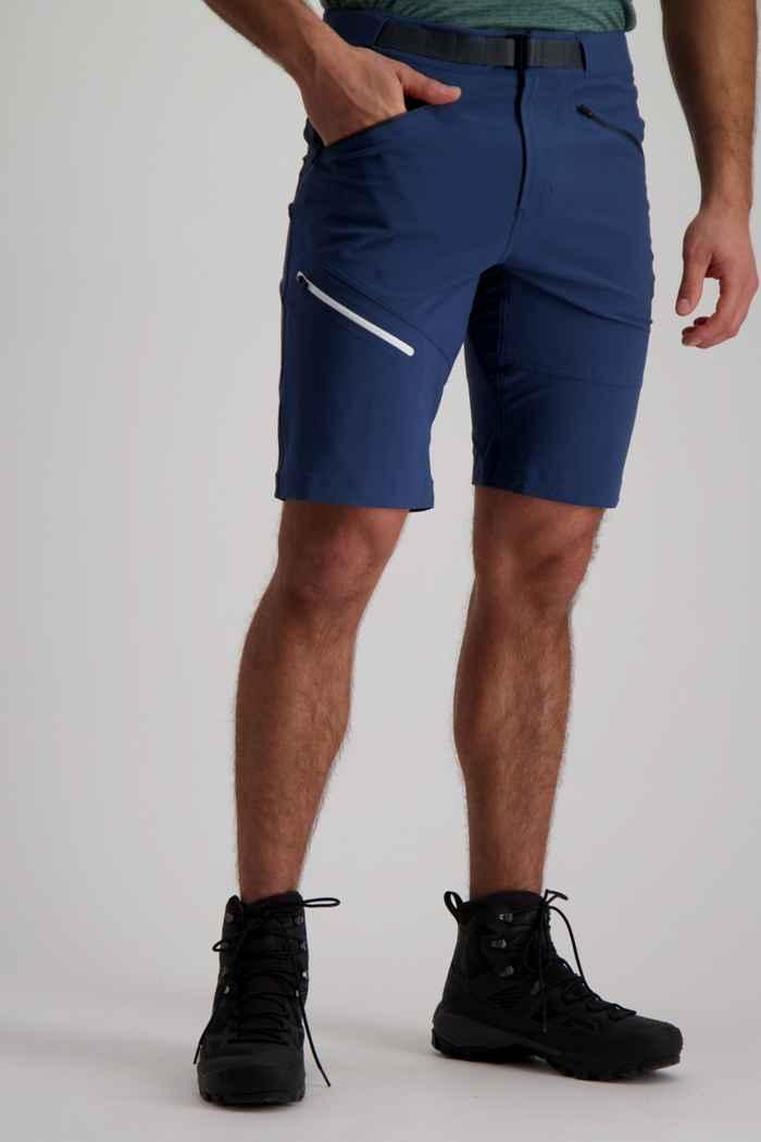 Ortovox Brenta short de randonnée hommes Couleur Bleu 1