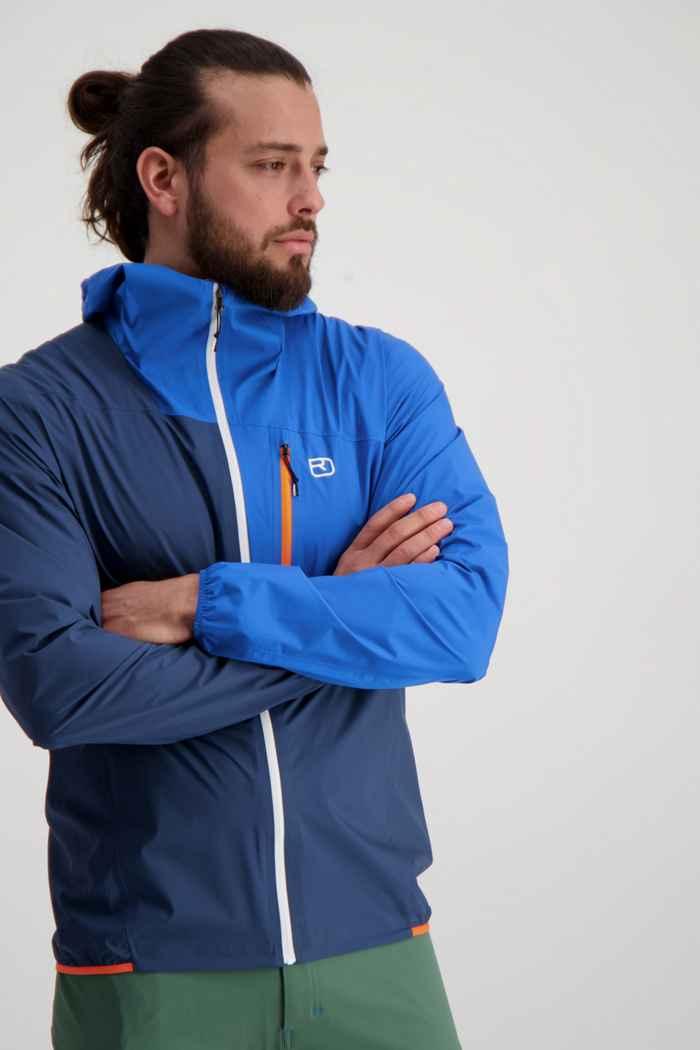 Ortovox Civetta 2.5L giacca outdoor uomo Colore Blu 1