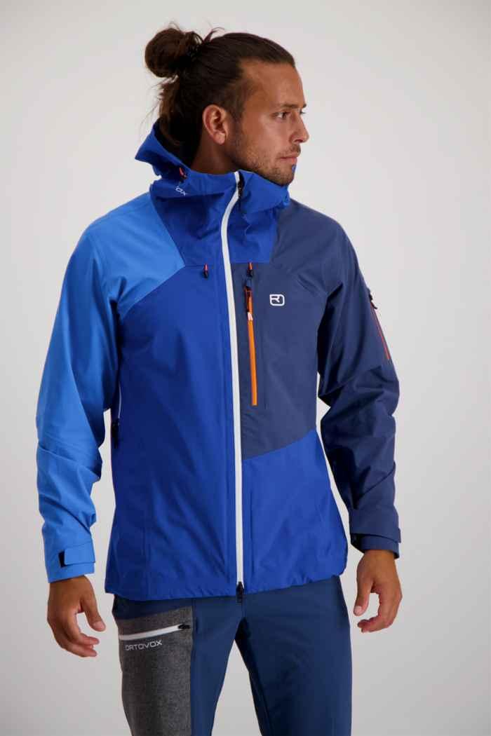Ortovox Ortler 3L veste outdoor hommes 1