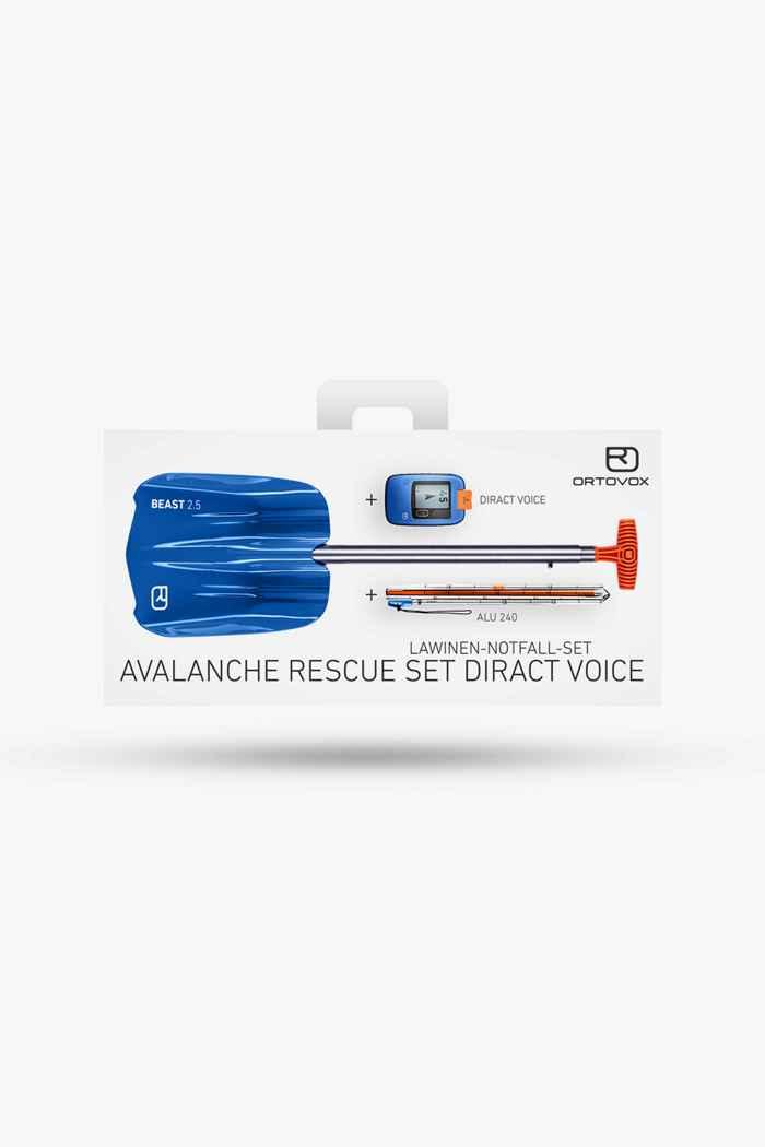 Ortovox Rescue Diract Voice kit détecteur de victimes d'avalanche 2