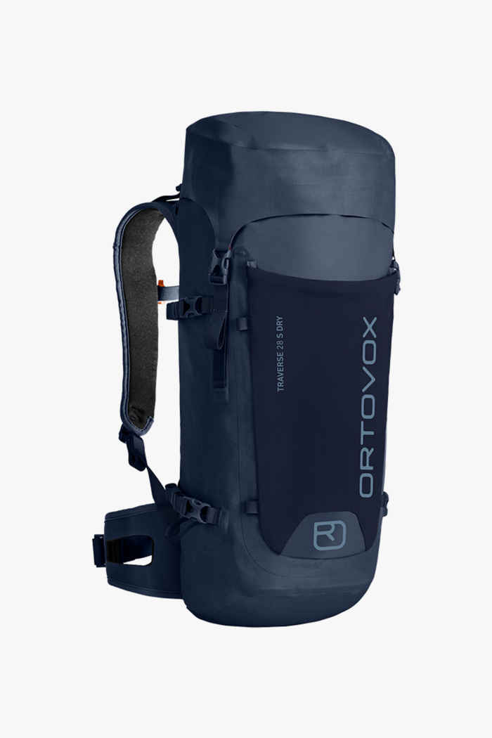 Ortovox Traverse Dry S 28 L sac à dos de randonnée Couleur Bleu 1