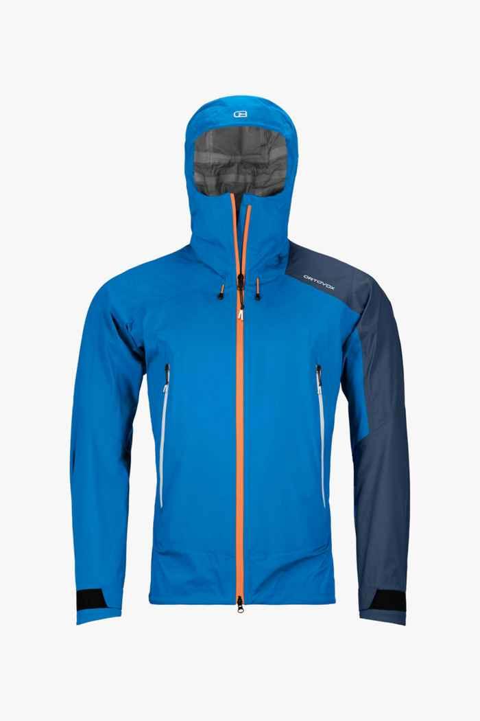 Ortovox Westalpen 3L Light giacca outdoor uomo Colore Blu 1