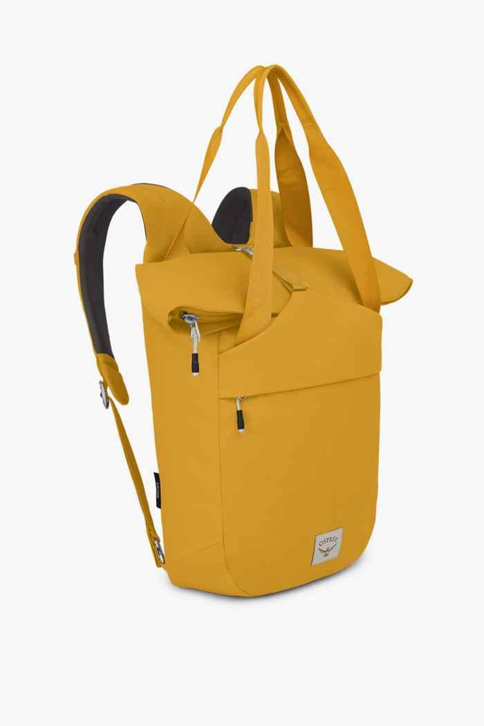 Osprey Arcane Tote Pack 20 L zaino Colore Giallo 1