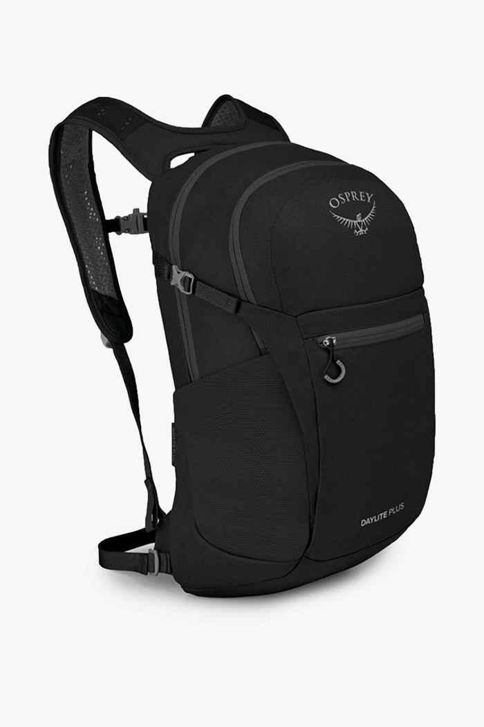 Osprey Daylite plus 20 L sac à dos de randonnée Couleur Noir 1