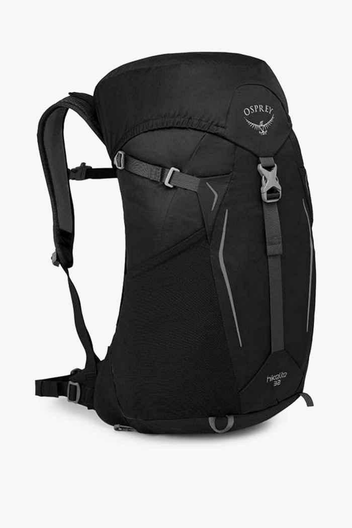 Osprey Hikelite 32 L sac à dos de randonnée Couleur Noir 1