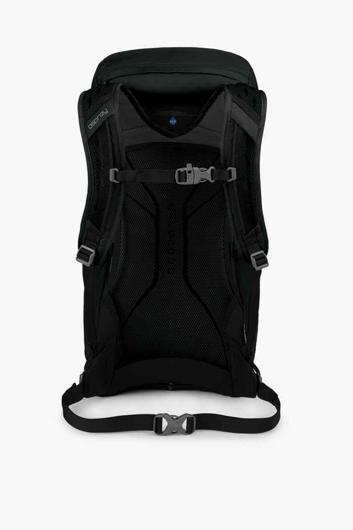 Osprey Hikelite 32 L sac à dos de randonnée Couleur Noir 2