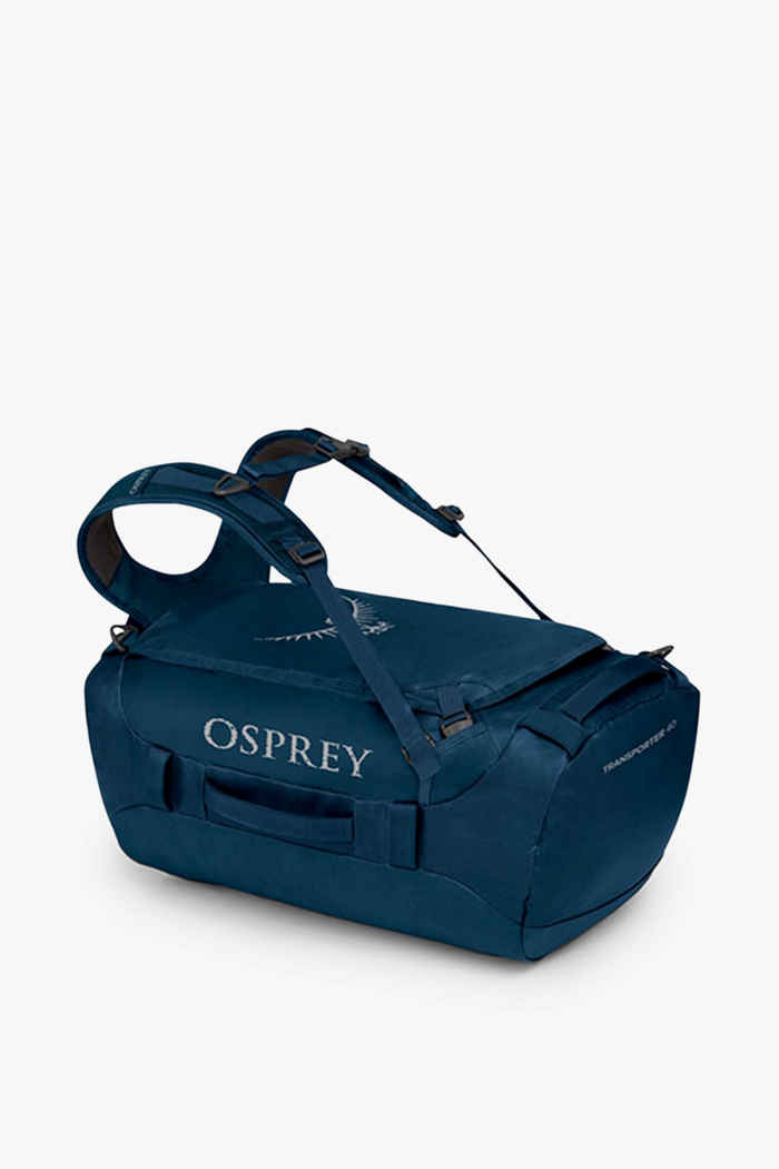 Osprey Transporter 40 L borsa da viaggio Colore Blu 1