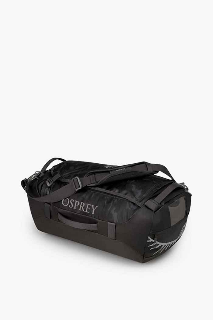 Osprey Transporter 40 L borsa da viaggio Colore Grigio 2