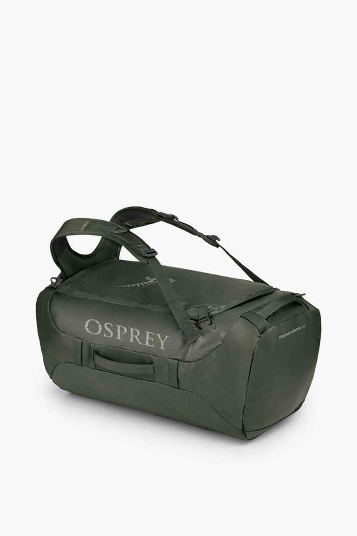 Osprey Transporter 65 L borsa da viaggio Colore Verde 1