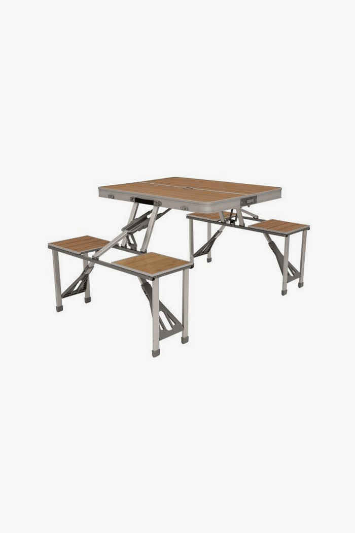 Outwell Dawson table de camping + chaise de camping 1