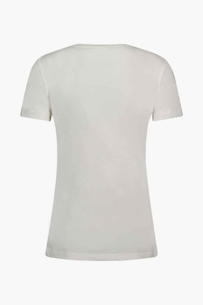 Peak Performance Explore Big P t-shirt donna Colore Bianco 2