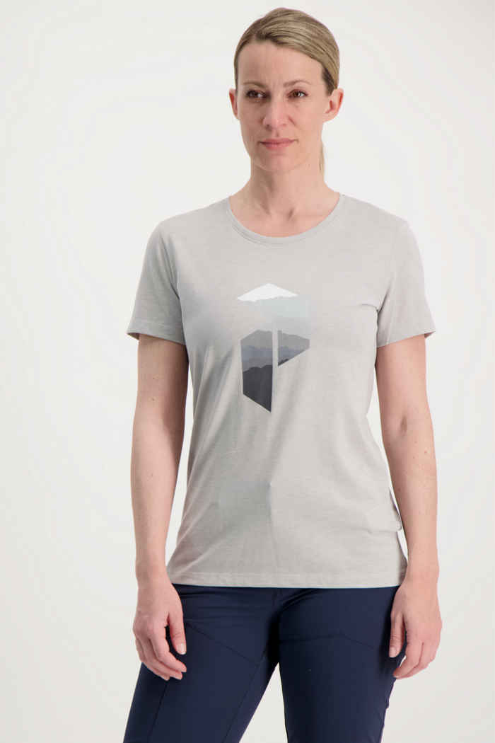 Peak Performance Explore Big P t-shirt femmes 1