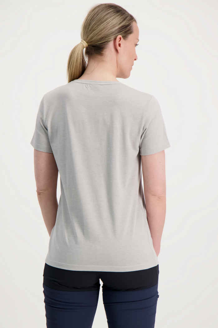 Peak Performance Explore Big P t-shirt femmes 2