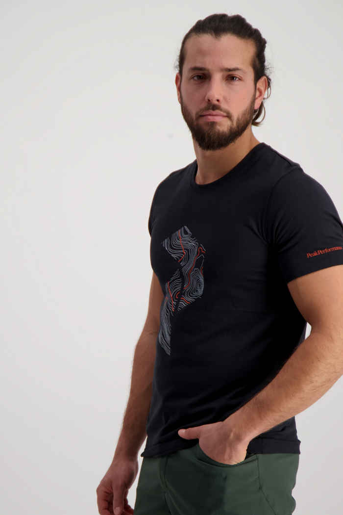 Peak Performance Explore Big P t-shirt hommes 1