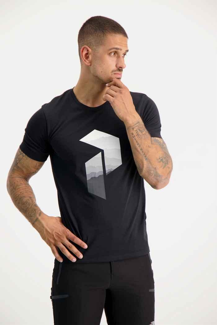 Peak Performance Explore Big P t-shirt uomo Colore Nero 1
