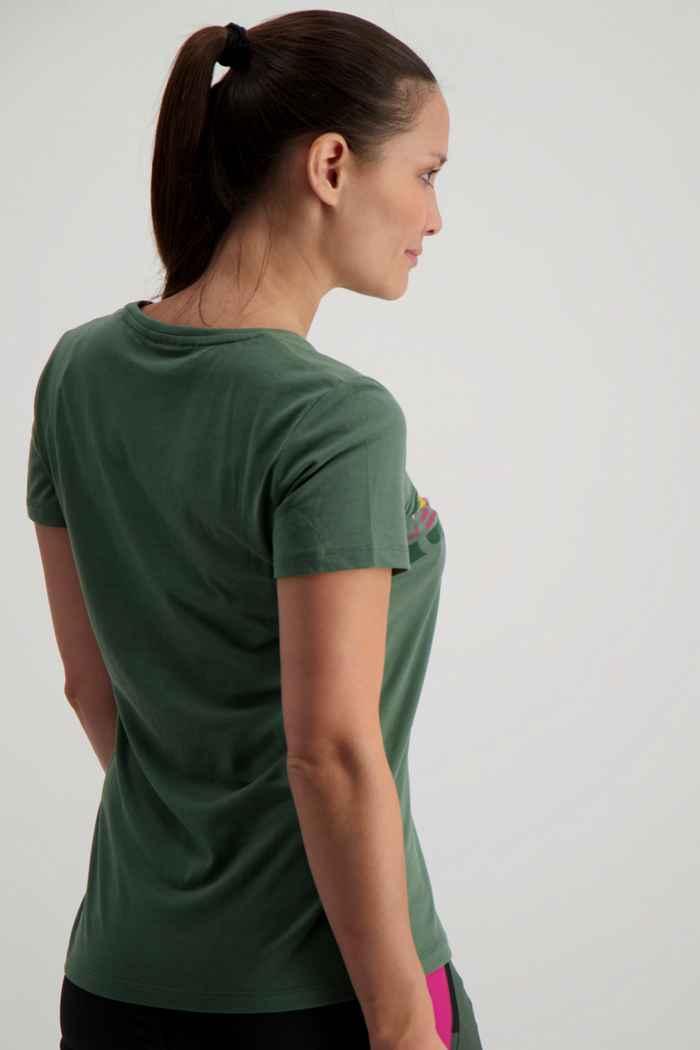 Peak Performance Explore Stripe Print t-shirt donna 2