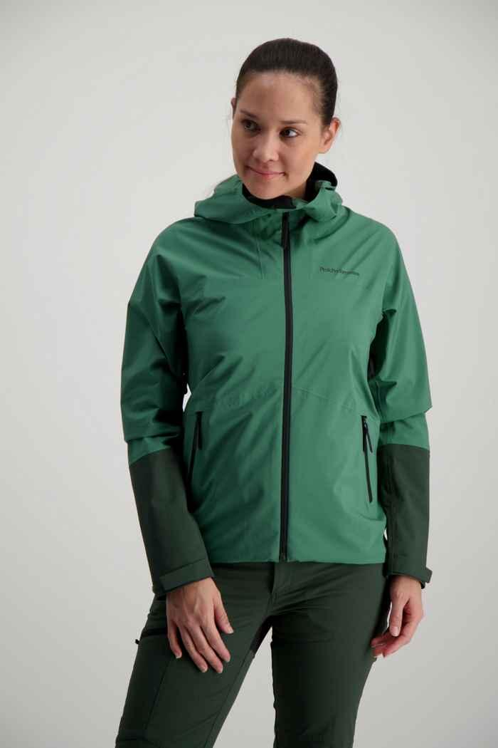 Peak Performance Nightbreak giacca outdoor donna Colore Verde 1