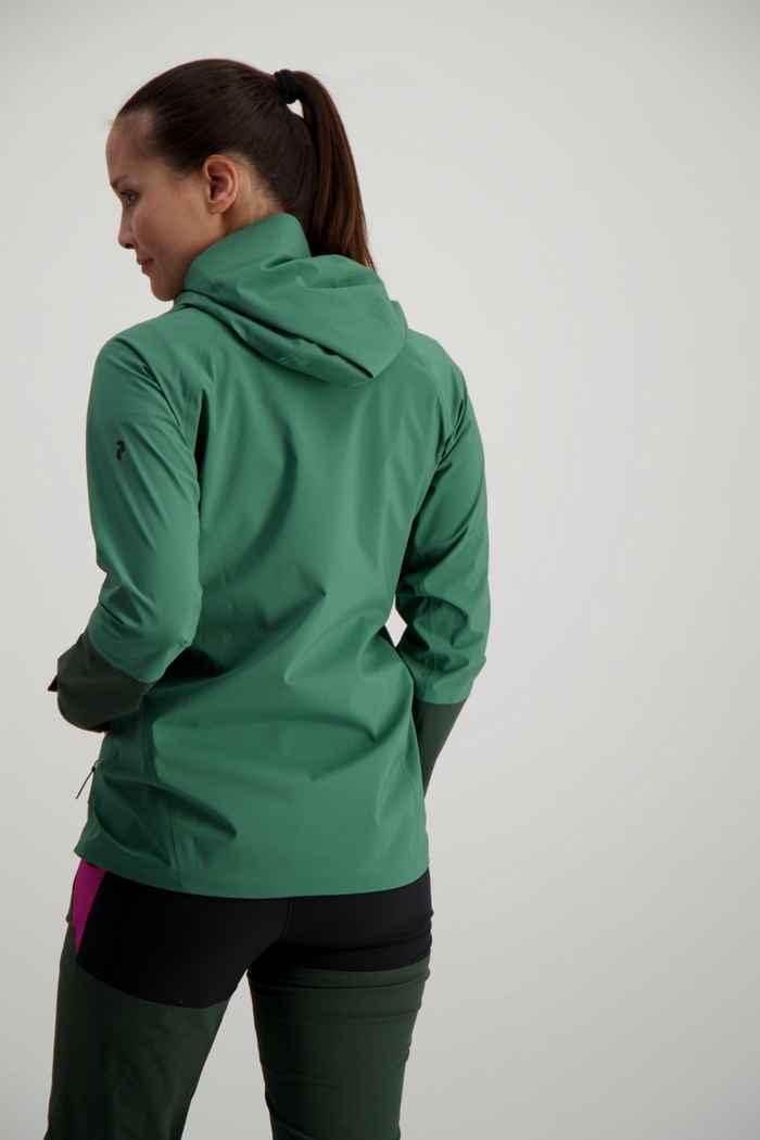 Peak Performance Nightbreak veste outdoor femmes Couleur Vert 2