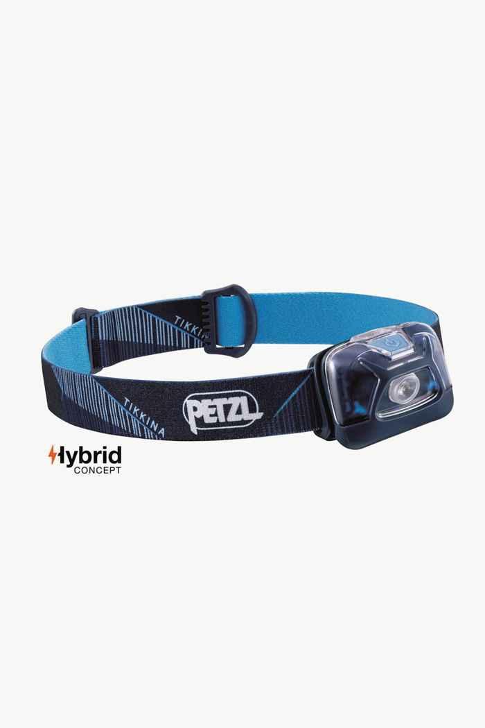 Petzl Tikkina 250 Lumen lampe frontale Couleur Bleu 1