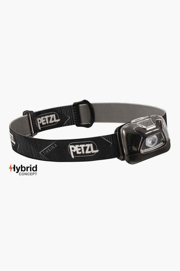 Petzl Tikkina 250 Lumen lampe frontale Couleur Noir 1