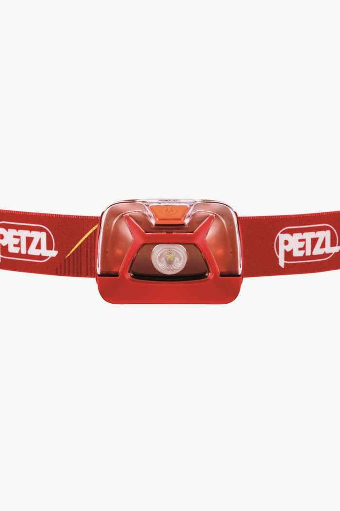 Petzl Tikkina 250 Lumen Stirnlampe Farbe Rot 2