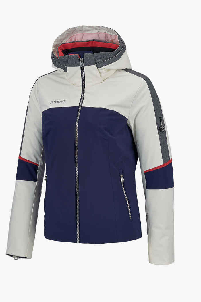 Phenix Amanda Hybrid giacca da sci donna 1