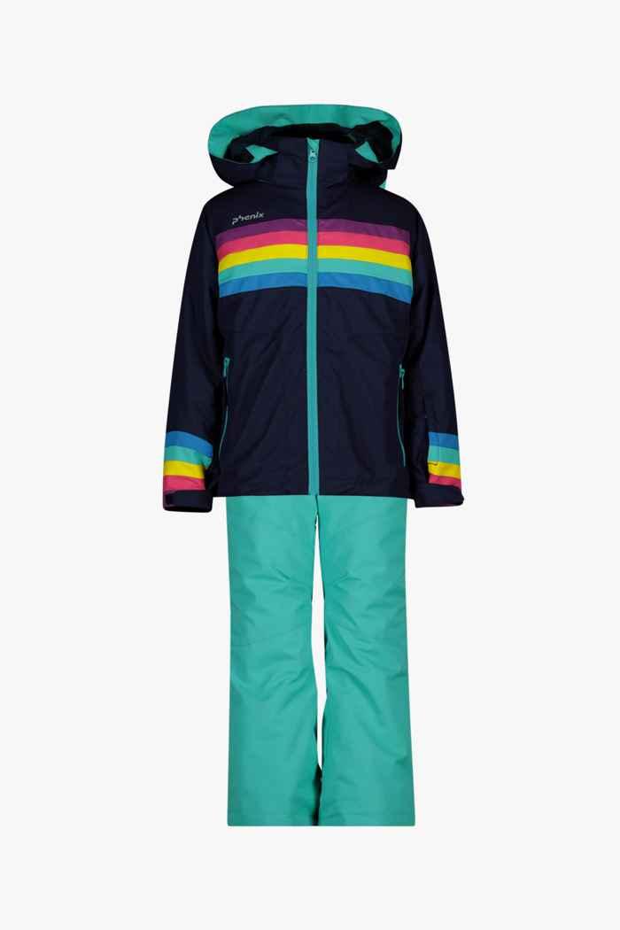 Phenix Rainbow Suku Suku Mädchen Skianzug 1
