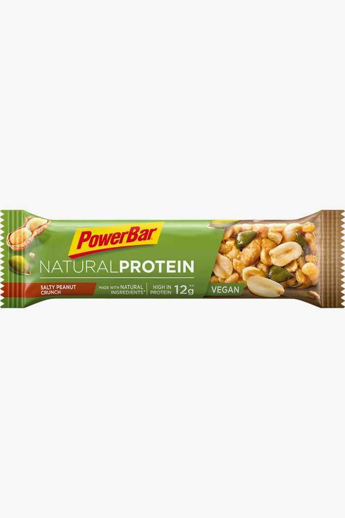 PowerBar Natural Protein 24 x 40 g barretta per lo sport Colore Verde 2