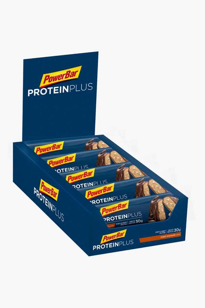 PowerBar Protein Plus 33 10 x 90 g barretta per lo sport Colore Blu 1